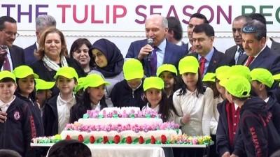 Başkan Uysal'dan İstanbul'a Çiçek Festivali müjdesi