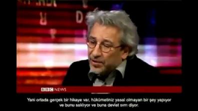 BBC sunucusu vatan haini Can Dündar'ı rezil etti