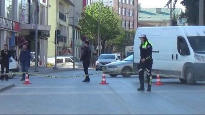 Bomba süsü verilen pet şişe polisi alarma geçirdi