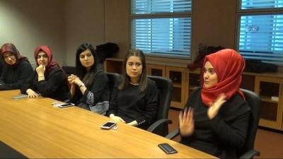 İstanbul Adalet Sarayı'nda işitme engelliler için örnek çalışma