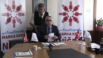 'Marka Kent Niğde' projesi lansman toplantısı - NİĞDE