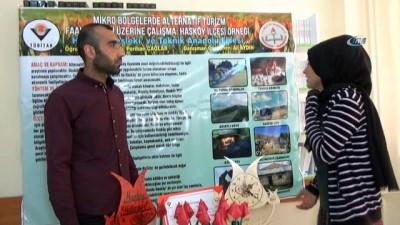 TÜBİTAK'tan alternatif turizm projesine ikincilik