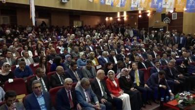 AK Parti Genel Başkan Yardımcısı Yılmaz - BİNGÖL