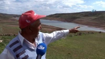 Barajlarda su seviyesi düştü, kuraklık endişesi sürüyor