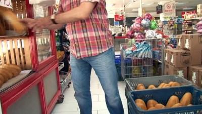 Fiyatı 1 lira olan ekmeği 75 kuruşa satınca davalık oldu