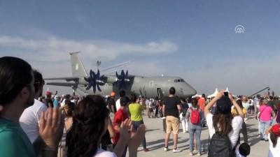 Havacılık sektörü Antalya'da 12 milyar dolarlık anlaşmaya imza attı - ANTALYA
