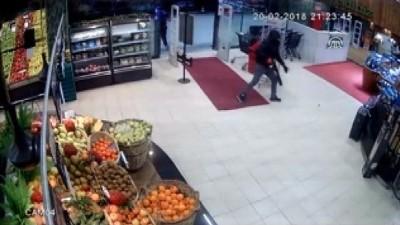 Kuyumcuyu gasbeden şüphelilerden biri yakalandı - İSTANBUL
