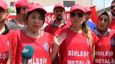 Manisa'da bir fabrikaya sendika girmesini sağlayan işçiler 'işten çıkarıldı' iddiası