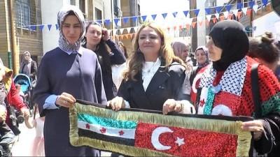 Resmi Nikah -  Sümeyye Erdoğan Bayraktar: 'Mülteci meselesini Türkiye ilk andan beri insani ve vicdani bir mesele olarak ele almıştır'