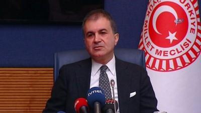 Avrupa Birliği Bakanı Ömer Çelik: 'Vize serbestisi konusunda kağıdımızı verdik.Ben daha sonra Timmermans ile görüştüm. Onlar bizim verdiğimiz kağıtla ilgili teknik bir heyeti Türkiye'ye gönderecekler'
