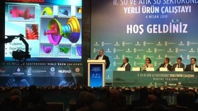 Bakan Faruk Özlü: 'Akkuyu Nükleer Santrali'nde kullanılacak olan 1.1 milyon ton çelik Türkiye'de üretilecek'