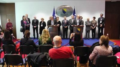 Bosna Hersek'te Kültür Bakanları Konferansı - SARAYBOSNA