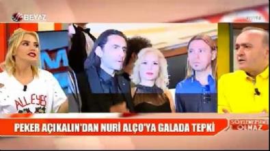soylemezsem olmaz - Ece Erken ve Peker Açıkalın'dan Ivana Sert'e tepki