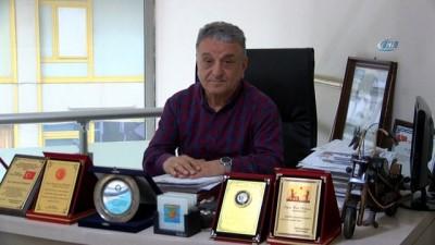 Galatasaray'ın 62 yıllık Dinamo Bükreş zaferinin forması Ordu'da