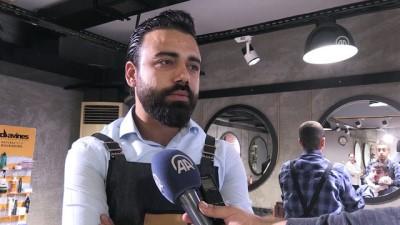Kaldırımlarda çalışanlara sokakta 'bakım' hizmeti - ADANA