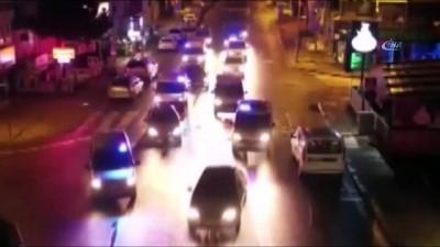 """Kocaeli merkezli 16 ilde """"Ofsayt"""" operasyonu"""