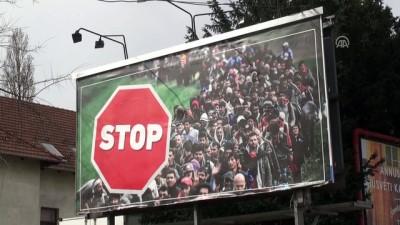 olaganustu hal - Macar hükümetinden sığınmacı ve İslam karşıtı seçim kampanyası - BUDAPEŞTE