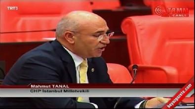 Mahmut Tanal'dan o görüntülere açıklama