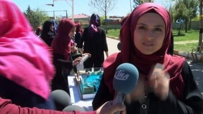 Projelerle Kur'an surelerini anlattılar