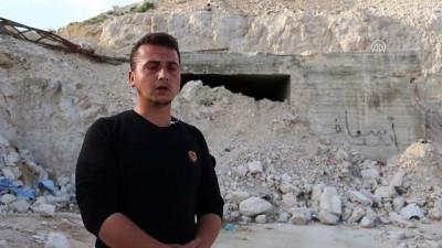 'Tam bir yıl oldu ama katil Esed rejiminden hesap sorulmadı' (3) - İDLİB