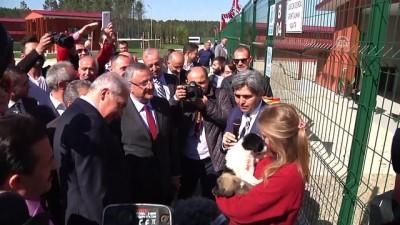 hassasiyet - Tepeören Hayvan Barınağı açıldı (2) - İSTANBUL