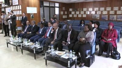 Afrika ülkelerinin büyükelçileri, Şanlıurfa'da