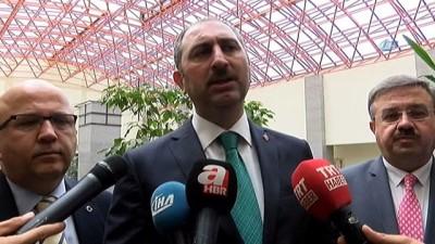 """Bakan Gül: """"Kılıçdaroğlu dışlayıcı ve otoriter bir dile sahiptir"""""""