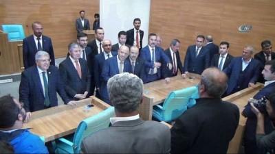Başbakan Yardımcısı Işık'tan Tatvan ziyareti
