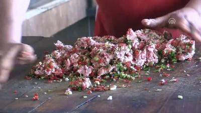 Birecik'in tescilli 'haşhaş kebabı' - ŞANLIURFA
