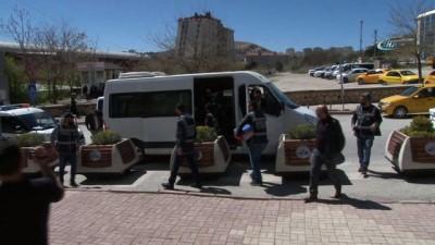 Çocuklara 36 ayrı evi soyduran çete yakalandı