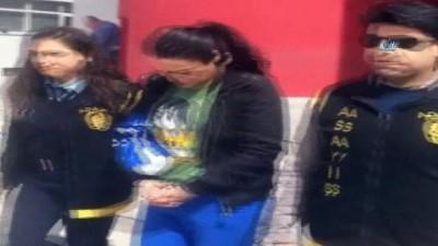 Fuhuş suçundan 24 yıl ceza alan kadın Adana'da yakalandı