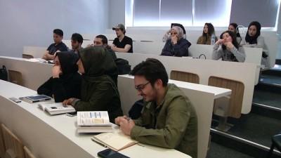 'Muhabir' ders kitabı oldu (2) - İSTANBUL