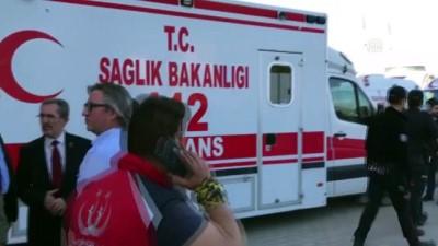 Osmangazi Üniversitesinde silahlı saldırı - Detaylar - ESKİŞEHİR