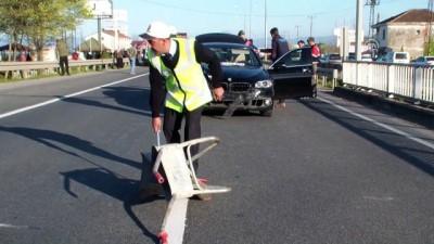 Otomobilin çarptığı yaya öldü - ORDU