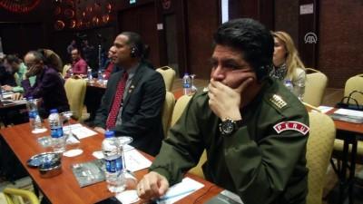 Savunma ve havacılık zirvesi - SSM Müsteşar Yardımcısı Tüfekçi - ANKARA