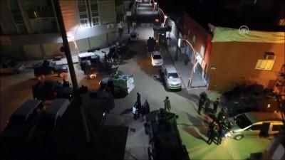 Şırnak merkezli uyuşturucu operasyonu - 5 kişi tutuklandı