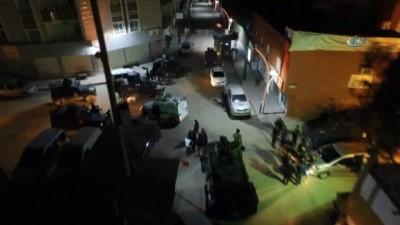 Şırnak ve İstanbul'da uyuşturucu operasyonu: 16 gözaltı