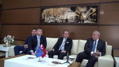 'Türkiye'nin Avrupa'nın güvenliği için yaptıklarını takdirle karşılıyoruz' - ÇORUM