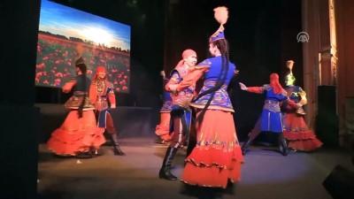 TÜRKSOY'dan Bulgaristan'da nevruz kutlaması - SOFYA