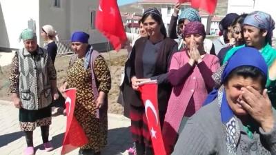 Ahıska Türkü gençlerin askerlik heyecanı - ERZİNCAN