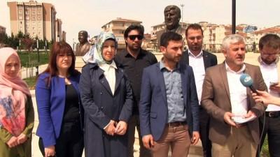 AK Parti'li başkandan CHP'li Belediye Başkanına eleştiri