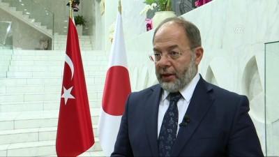 Başbakan Yardımcısı Akdağ'ın Japonya'da afetle mücadele mesaisi - TOKYO