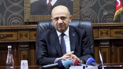 Başbakan Yardımcısı Işık: 'Bölgenin potansiyelinin en üst noktaya taşınması noktasında çalışmalarımız var'- BİNGÖL