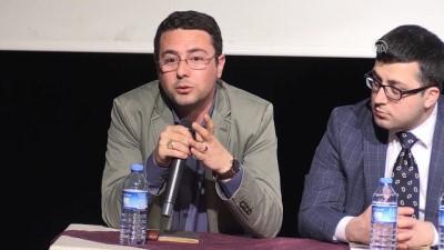 'Diyarbekir Edebiyat, Hüsn-i Hat ve Musiki' paneli - DİYARBAKIR