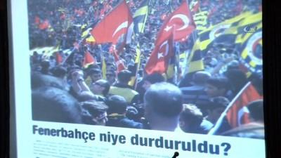 Fenerbahçe Tarihi kitabının lansmanı yapıldı
