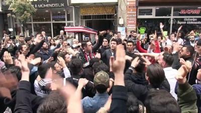 Fikret Orman: 'Beşiktaş'ın gündeminde sadece şampiyonluk var' - YALOVA