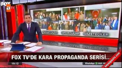 FOX TV'de kara propaganda serisi