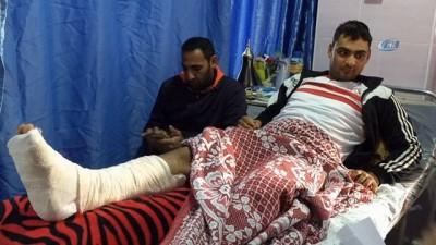 isgal -  - Gazze'de Yaralanan Filistinliler Yaşadıklarını Anlattı