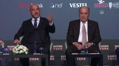 Habertürk Türkiye Spor Zirvesi - AK Parti Erzurum Milletvekili Ilıcalı - İSTANBUL