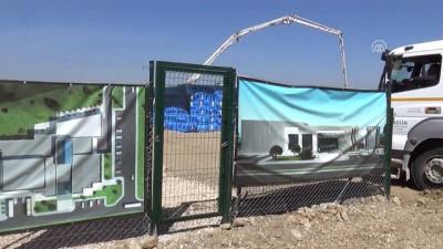 Kahramankazan 15 Temmuz Şehitleri ve Demokrasi Müzesi inşaatına başlandı - ANKARA